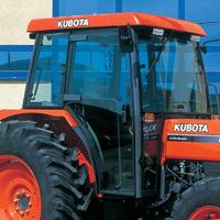 cabines de tracteur