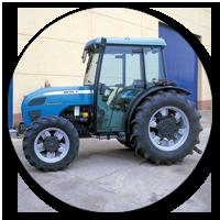 Cabinas de maquinaria Agricola