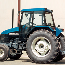 cabinas de tractores new holland